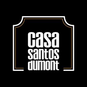 Logo centro de eventos Casa Santos Dumont