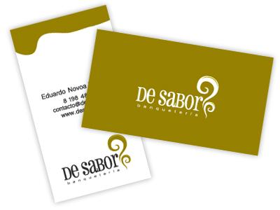 Tarjetas DeSabor