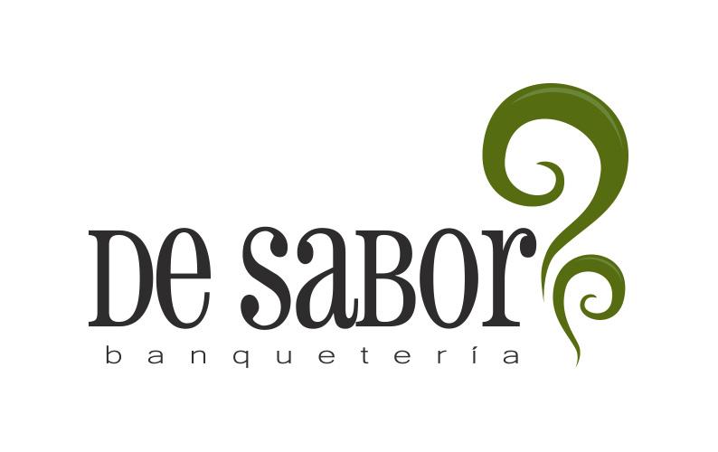 Logo banquetera De Sabor