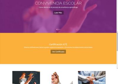 Sitio web GEO