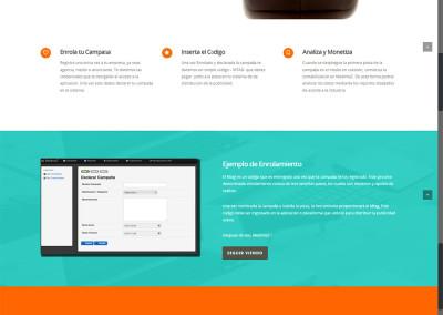 Sitio web MedimoZ