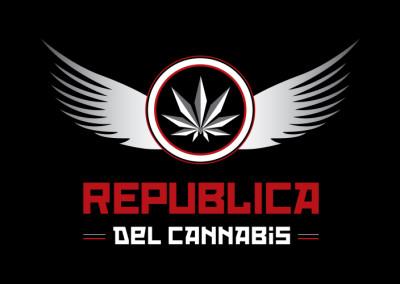 Logo República del Cannabis