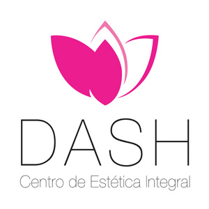 Logo centro Dash Estética